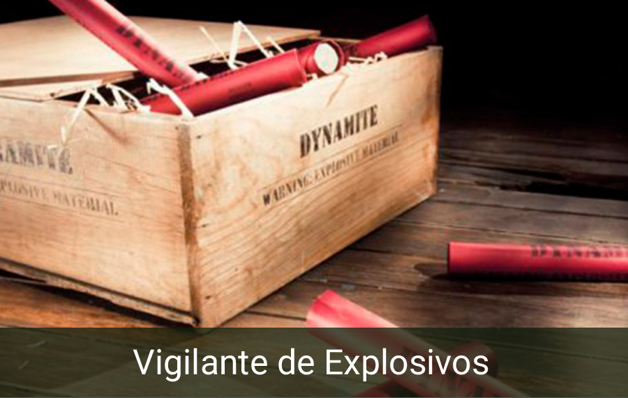 vexplosivos